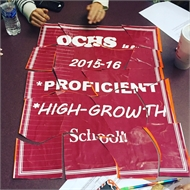 OCHS Proficient and High Growth