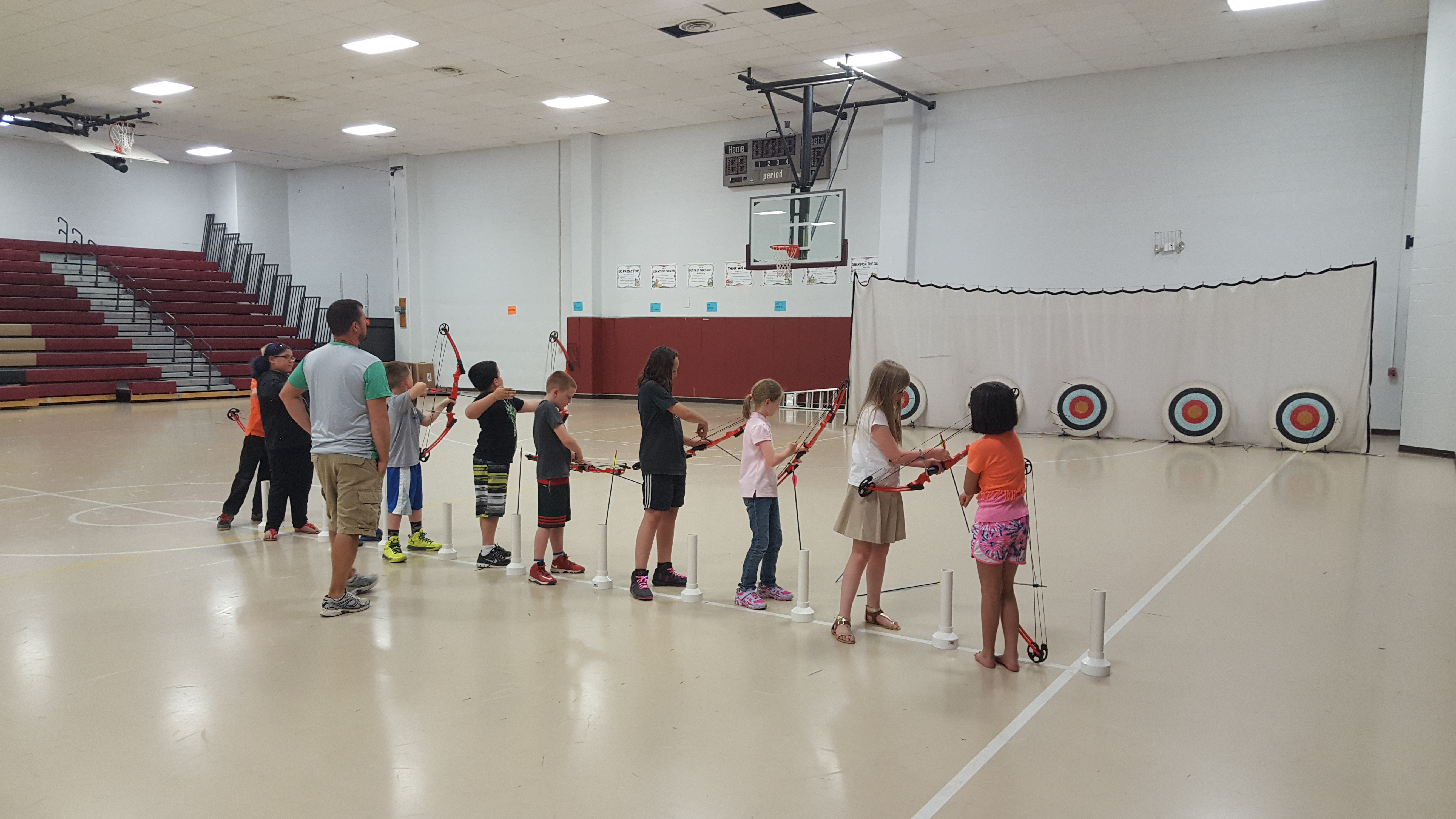 Archery: On Target for life at CLC