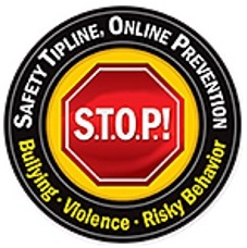 Safety Tipline, Online Prevention logo
