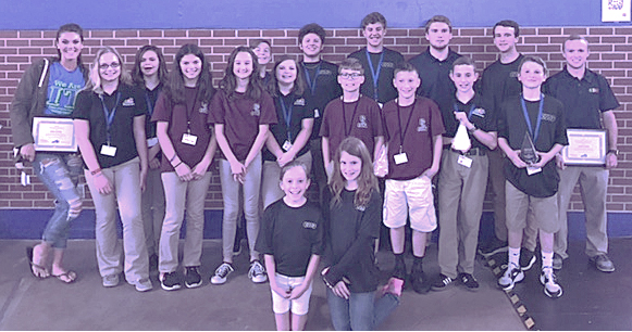 Owen County STLP state winners